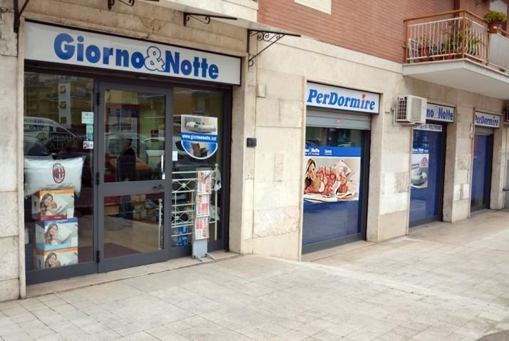 Punti vendita - Roma Centocelle - Giorno & Notte | MATERASSI - LETTI ...