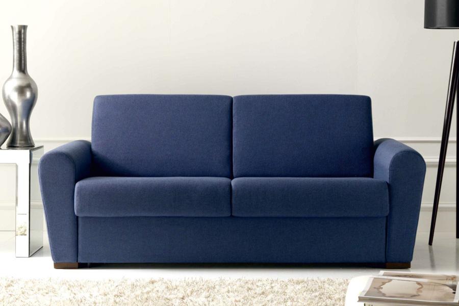 Divano letto alex giorno notte materassi letti - Materassi x divano letto ...